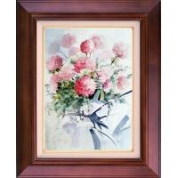 تابلو نقاشی گل های کوکب